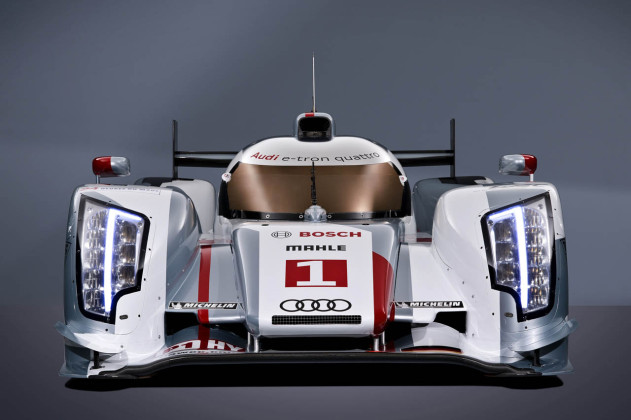 Audi wins 24 Hours of Le Mans for 4th year running