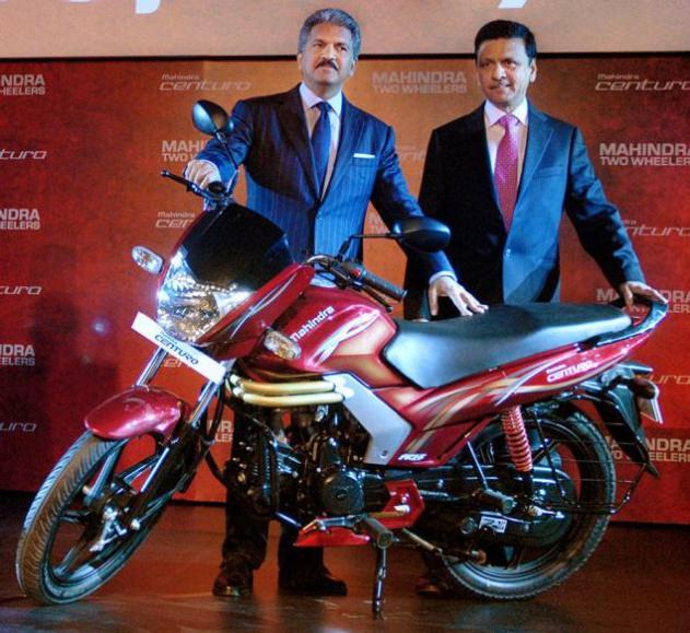 Mahindra launches Centuro at Rs. 45,000