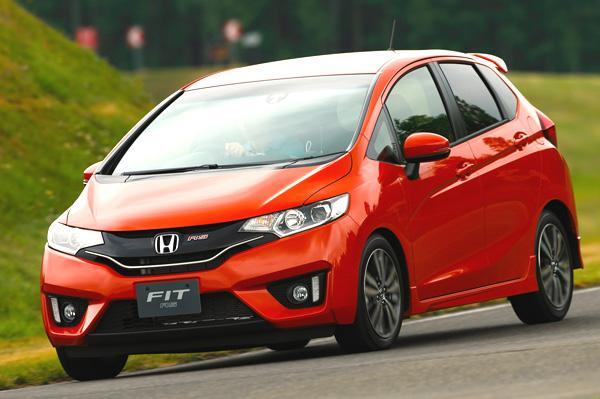 This is the 2014 Honda Jazz