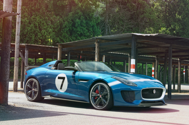 Meet the single-seater Jaguar Project 7 concept [w/Video]