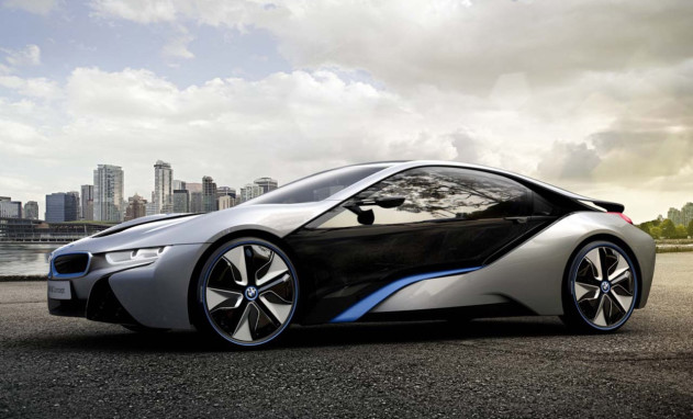 BMW i8 To Unveil In September At Frankfurt Motor Show