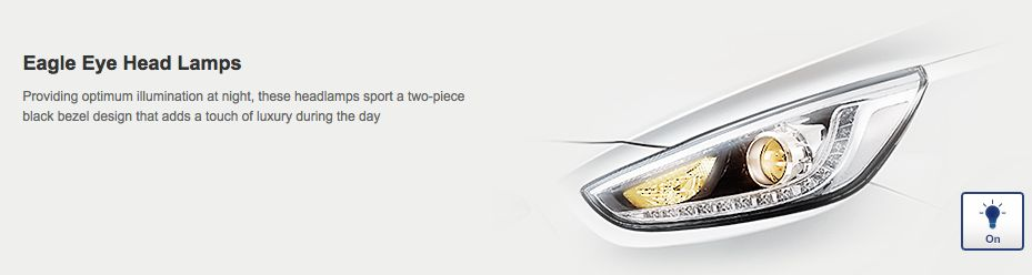 Hyundai-Verna-LED-headlamp