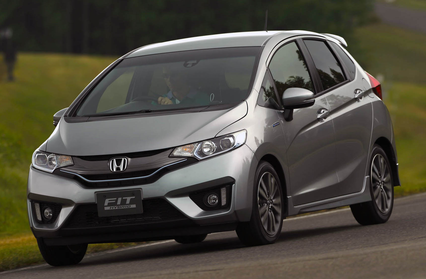Honda Jazz Overseas