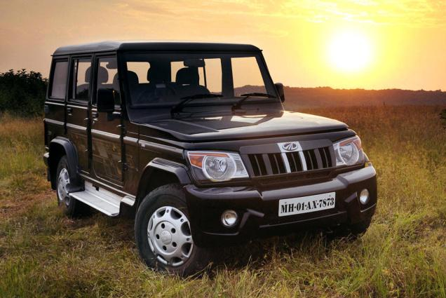Mahindra has sold 6.5 lakh units of the Bolero in India
