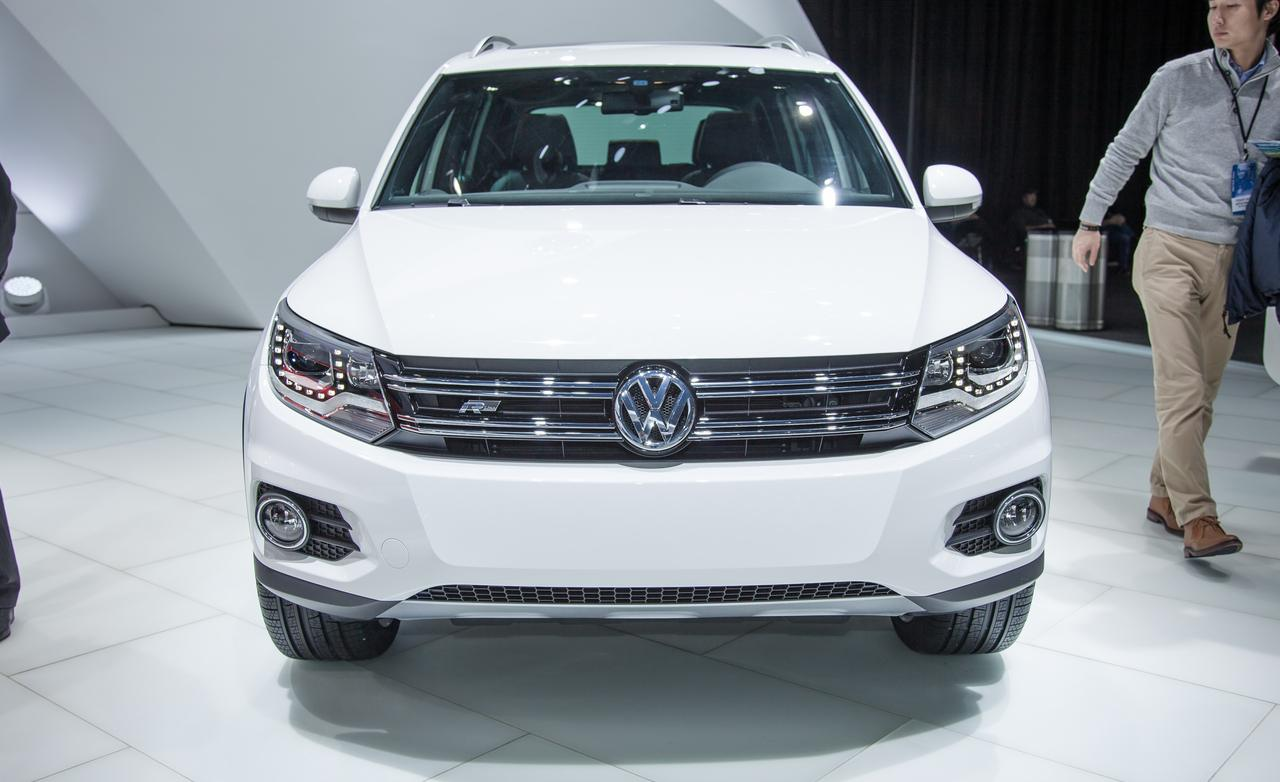volkswagen tiguan india launch at 2014 auto expo autogyaan. Black Bedroom Furniture Sets. Home Design Ideas