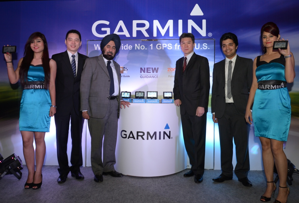 Garmin launches two new portabe navigation devices in India