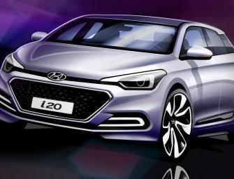 The New Hyundai i20 Set to Release on Monday