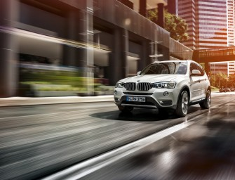 New Generation BMW X3 Hits India Today At A Price Of Rs 44.9 Lakhs