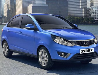 Tata Launches ZEST, its New Compact Sedan