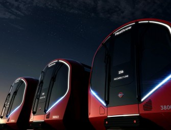 London Unveils New Driverless Tube Trains