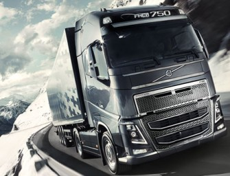 Volvo's New Safety Technology Gives Truck Drivers 360 Degree Visibility