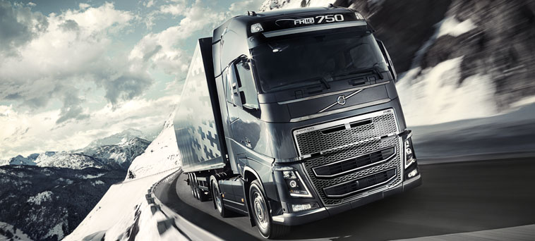 Volvo S New Safety Technology Gives Truck Drivers 360