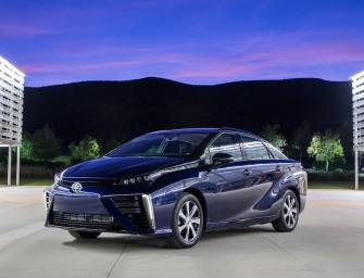 Toyota Mirai is a Car That Transforms into Emergency Generator for Your House