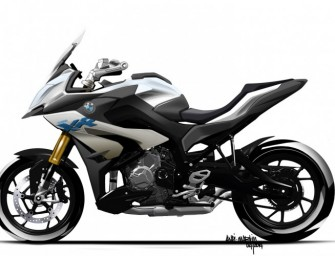 BMW Unleashes its 1000cc Monster, the S 1000 XR