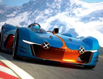 Renault Unveils Outrageous Alpine Gran Turismo Concept, Production Begins End-2016