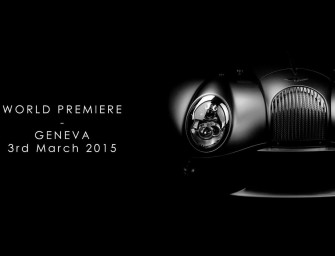 Morgan Set to Unveil Their Mystery Supercar at the Geneva Motor Show