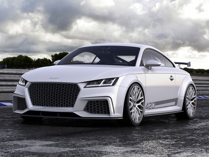 Audi Plans to Bring Ten New Cars to India This Year, Starts with the Audi TT