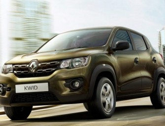 Powerful Renault Kwid Variant to Debut at Auto Expo 2016