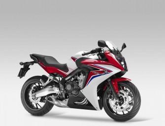 Honda Launches Sports Bike CBR 650F in India