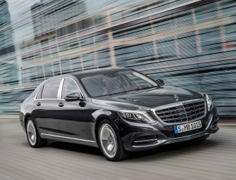Mercedes-Maybach S600 Guard to Launch in India on March 8