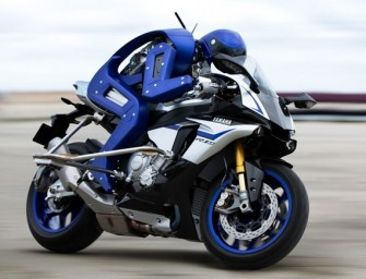 """Yamaha's Motorcycle-Robot """"Was Created to Surpass You"""""""