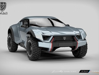 Zarooq's Street-Legal Sand Racer is Priced at $100,000