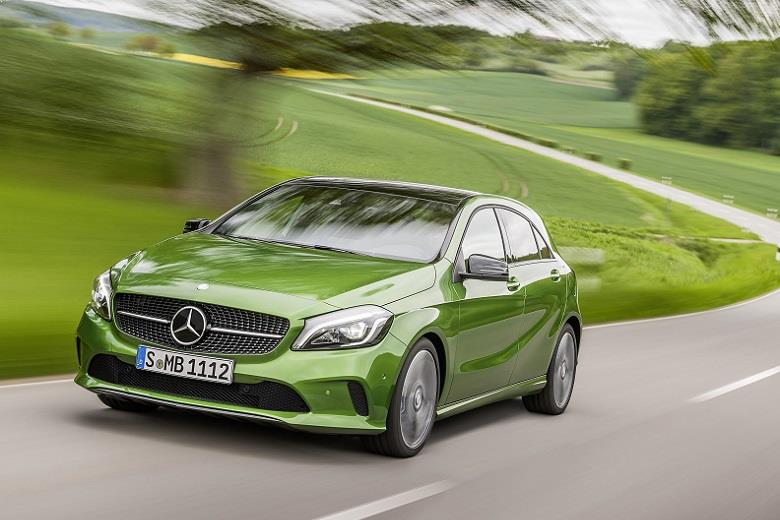 mercedes-benz will launch the new a-class in india on december 8